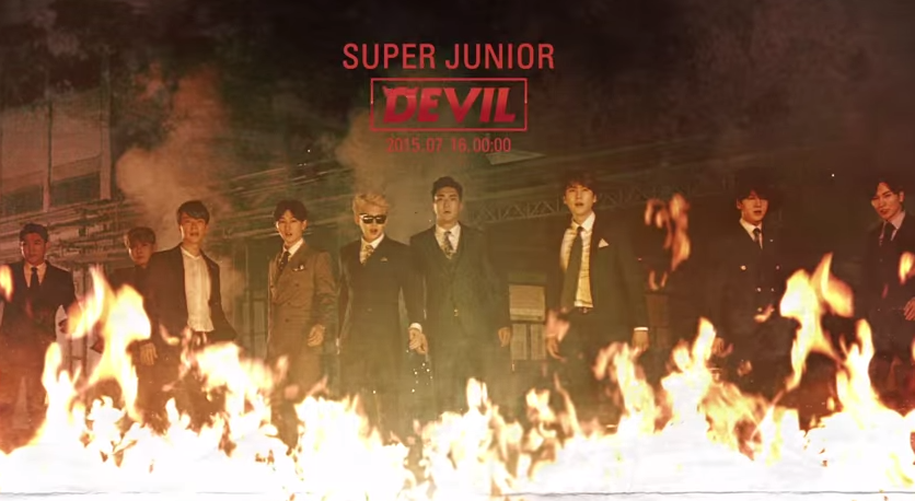 super junior devil