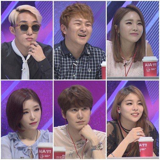 super star k7 guest judges