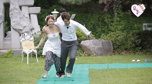 we got married2