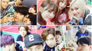 2015 Idol Star Athletics Championships