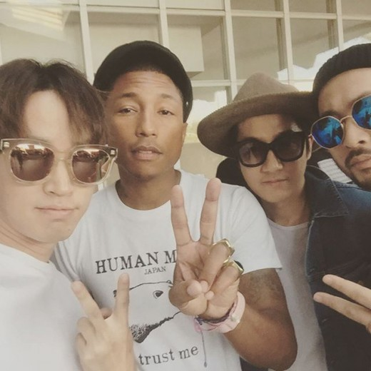 Epik High Pharrell Williams