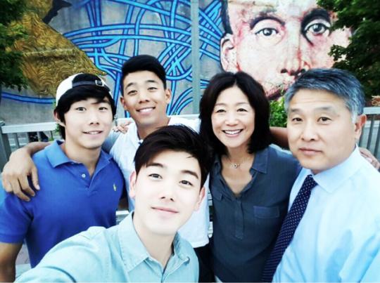 Eric Nam Family 2
