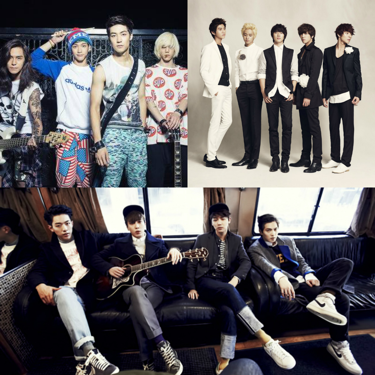FNC male groups