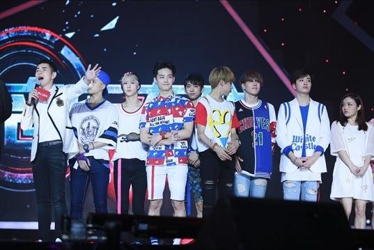 GOT7 NetEase Music Battle