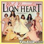 Girls' Generation Lion Heart