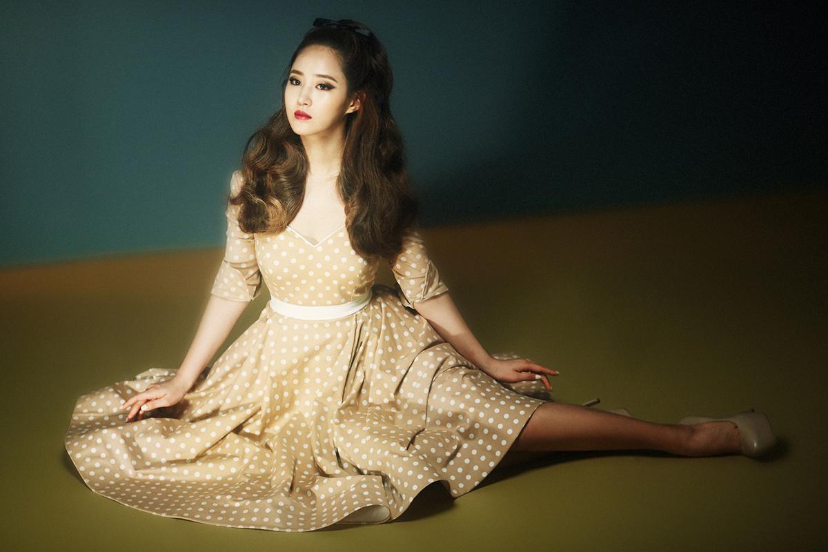 Girls Generation Lion heart 2nd set yuri