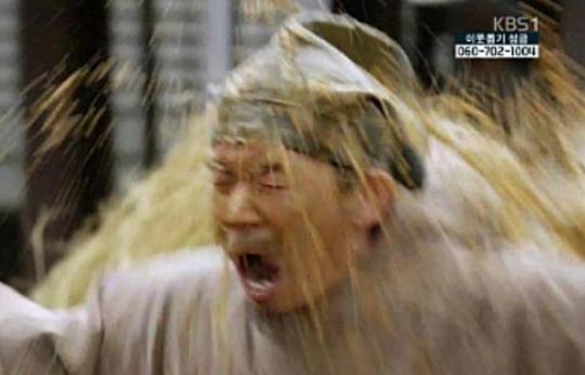 Jungdojeon scene