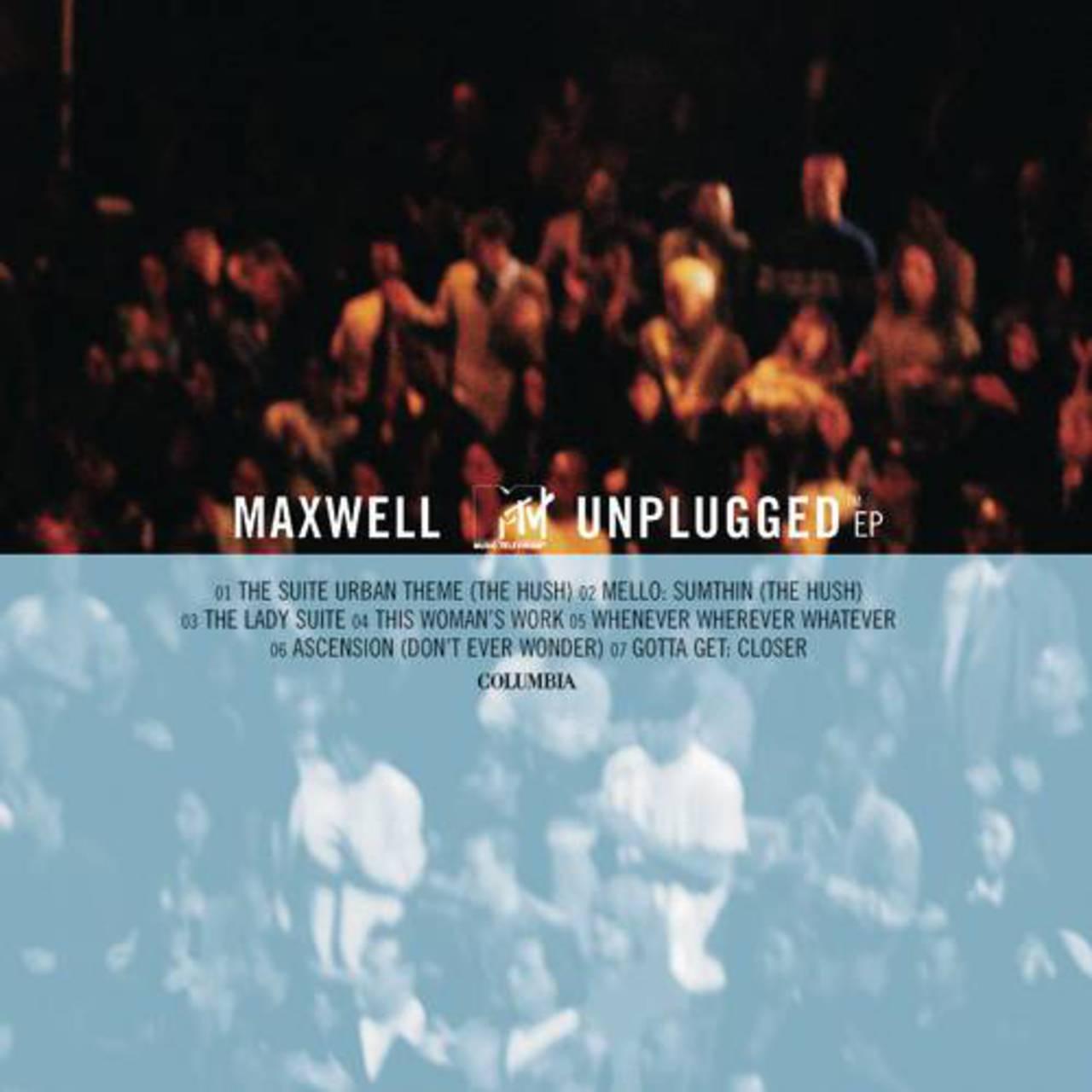 Maxwell EP
