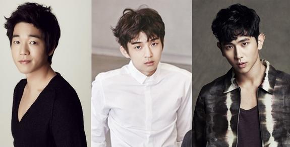 Moon Ji Yoon, Kim Hee Chan, Ji Yoon Ho
