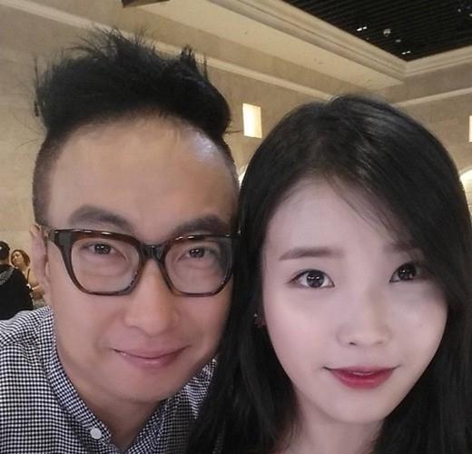 Park Myung Soo IU