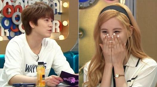 Radio Star Kyuhyun Seohyun