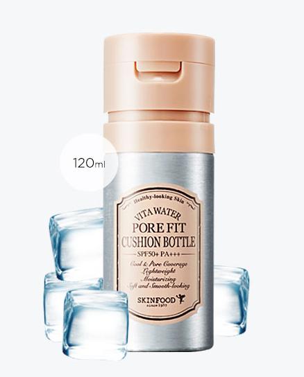 Skinfood Pore Fit Cushion Bottle