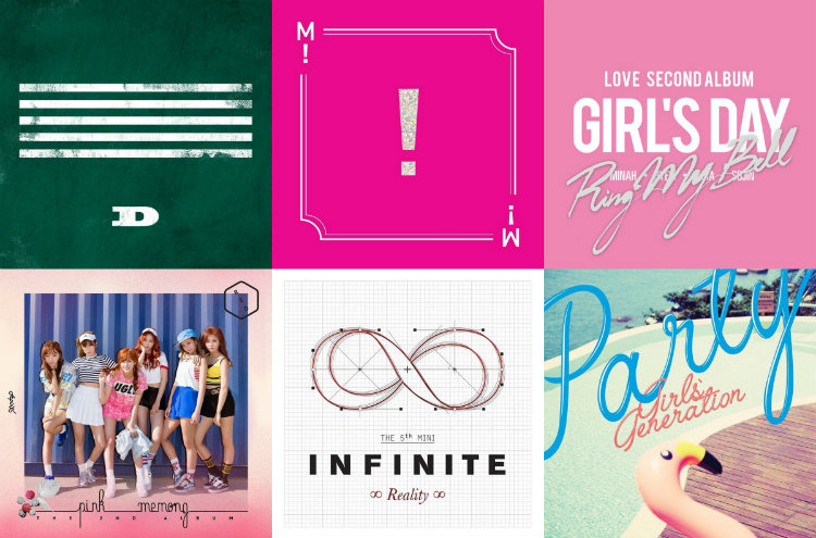 Soompi Weekly K-Pop Music Chart 2015 – August Week 1