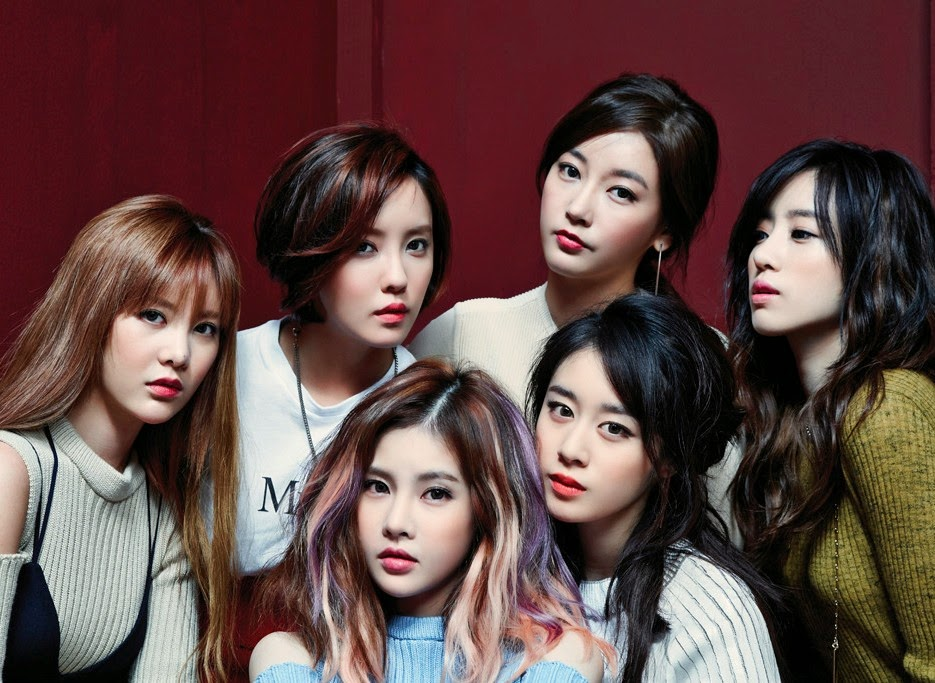 T-ara Enters Finals In Billboard's Fan Army Face-Off
