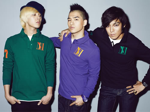 T.O.P Taeyang GD