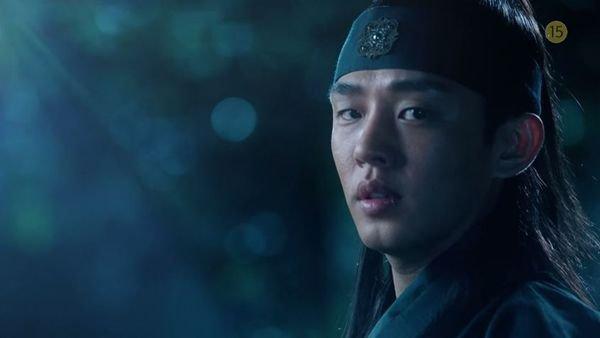 Yoo Ah In Six Flying Dragons