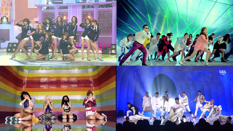 10 Iconic Ending Poses in K-Pop