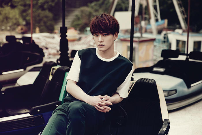 exo chen love me right