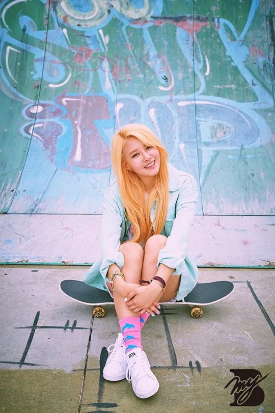 myB Heejoo