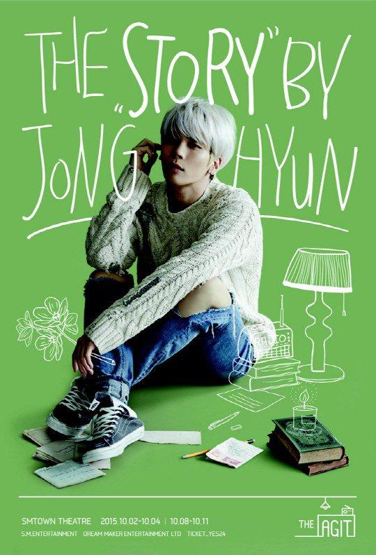 shinee jonghyun concert