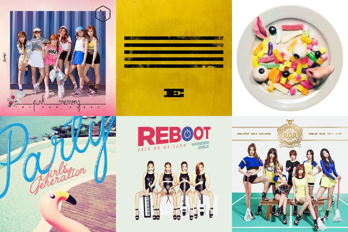 soompi Weekly K-Pop Music Chart 2015 – August Week 4