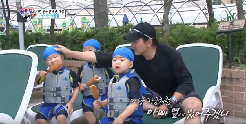 superman returns triplets