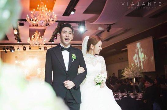 Ahn Yong Joon Venny marriage 3
