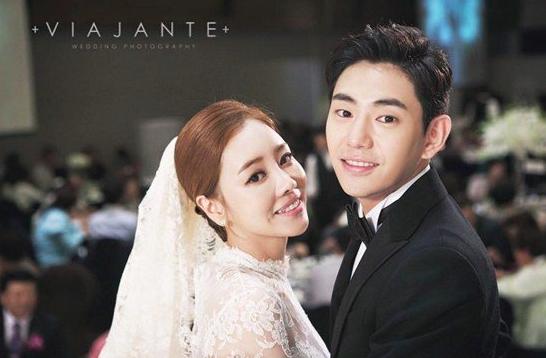 Ahn Yong Joon Venny marriage