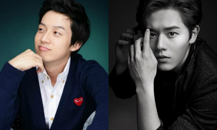 Comedian Heo Kyung Hwan and ZEA's Dongjun to Join Marines Special of Real Men