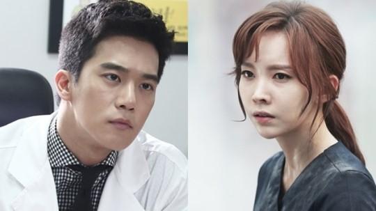Ha Suk Jin Yoon Joo Hee