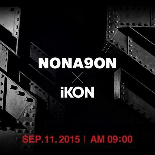 NONA9ON x iKON