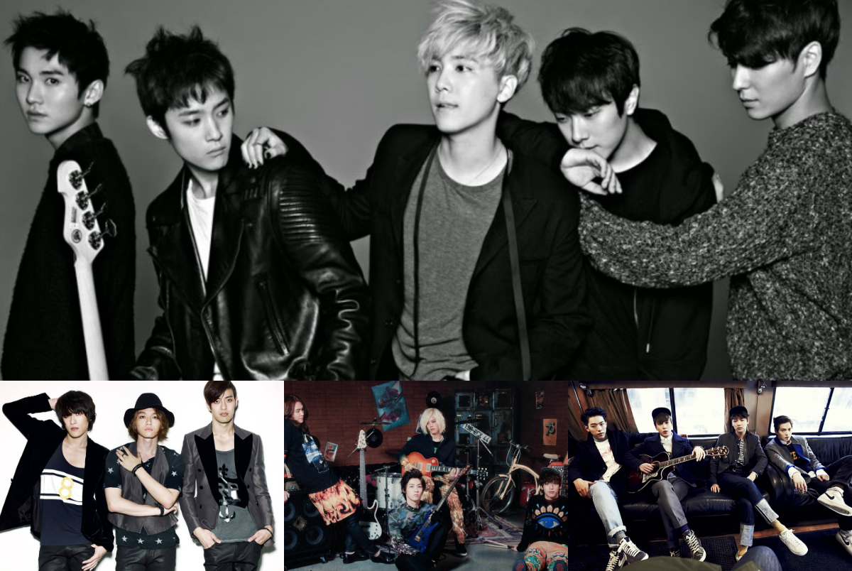 Royal Pirates, CNBLUE, FTISLAND and N.Flying