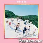 Seventeen Mini Album Vol. 2 - Boys Be album jacket