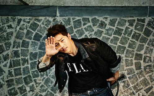 Song Joong Ki cropped