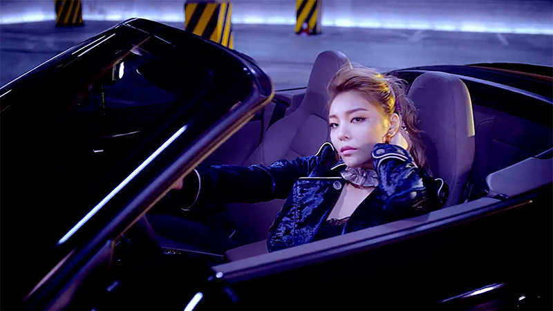 ailee Mind Your Own Business teaser 2