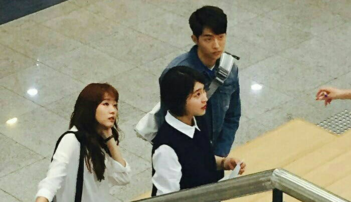 cheese in the trap on location