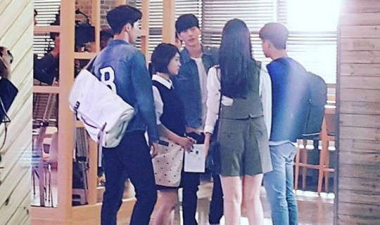 cheese in the trap park hae jin 1