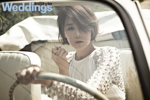choi kang hee_instyle_driver seat