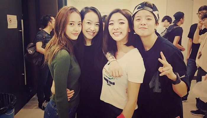 f(x) Shares Thoughts on Wrapping up Their First Solo Concert
