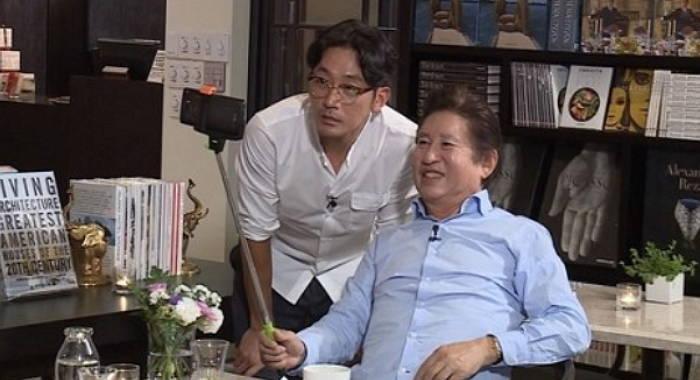 ha jung woo - father