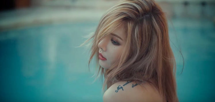 HyunA Preparing For First Solo Comeback After 4Minute's Disbandment