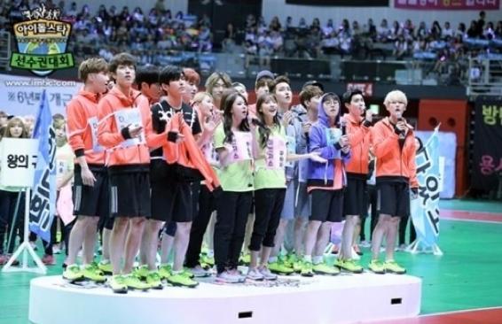 idol star athetlics championships