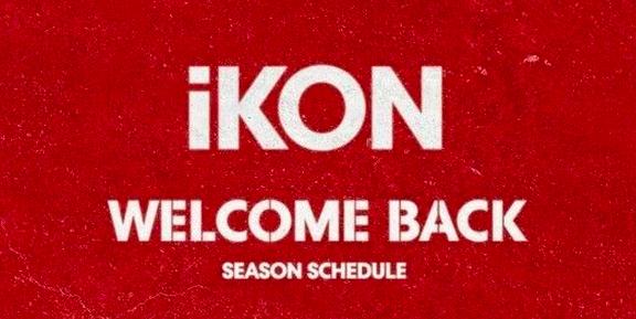 ikon welcome back teaser