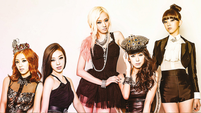 Featured Artist: Ladies' Code
