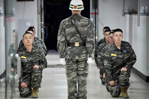 real men - marine 9