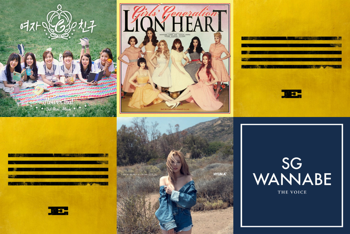soompi Weekly K-Pop Music Chart 2015 – September Week 3