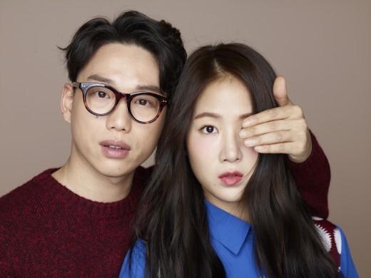 soyu and kwon yung yeol closeup
