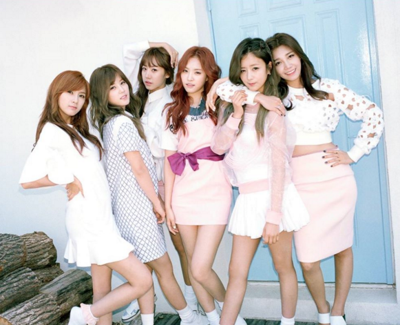 A Pink to Release a Song for Fans on Their 5th Anniversary