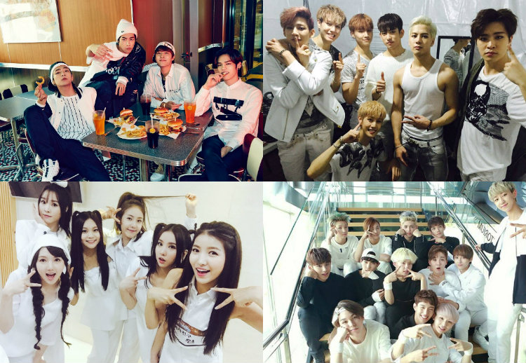 "GOT7, GFRIEND, SEVENTEEN, N.Flying and More Appearing on ""100 Guests"" Special for ""Running Man"""