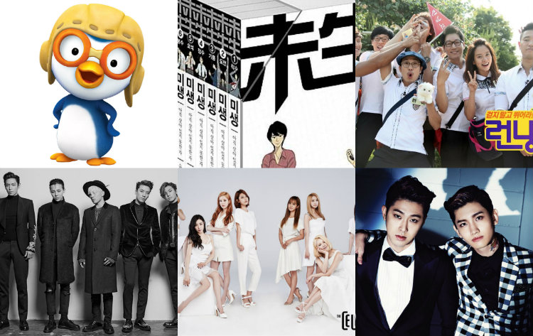 Hallyu Representatives for 20 Years of K-Pop, K-Drama, and Variety Selected by Experts